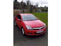 Vauxhall Astra 2006 1.6L Petrol Semi-Automatic