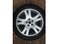 1 x Genuine Range Rover or Sport 19 inch Alloy wheel (will fit Transporter T5)