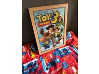 Toy story 3D mirror effect large picture