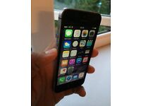 Apple iPhone 5s black silver 16GB Excellent condition working on TMobile orange EE £100