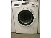Bosch WVH28360GB Exxcel Freestanding Washer Dryer - White
