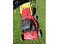Mountfield petrol hand propelled lawnmower