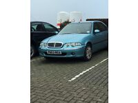Rover 45 spares and repairs does drive