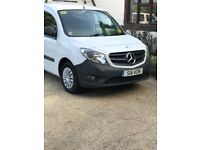 Very clean and very nice to drive also has 2 side loading doors and fitted with a roof rack.