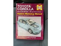 Toyota Corolla 2006 1.4 D4D