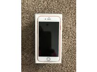 iPhone 6 16gb Rose Gold New in box With Apple warranty