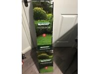 Qualcast cordless 18v hedge trimmer ex display with battery and charger boxed