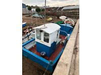 Pleasure/ fishing boat