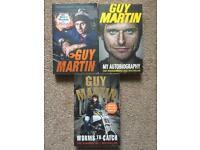 Guy Martin Books