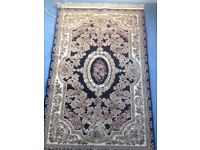 luxury wool rug