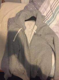 Jack Wills Hooded Jumper (Extra Large)