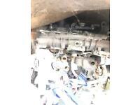 Golf GTI 200 BXE Engine