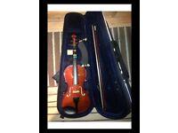 Small violin for beginner