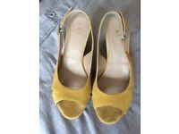 Ladies Radley wedge sandals