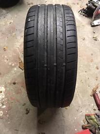 225 40 18 tyres x2