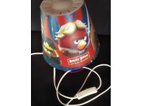 Kids Angry Birds Star Wars Bedroom light