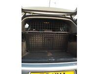 VW dog guard