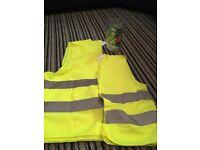 Hi-Viz Adult and Child Vest (New)