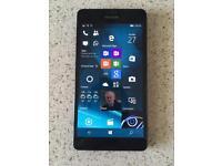 Microsoft Lumia 950 32GB factory unlocked mint condition
