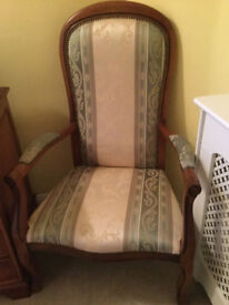 French Chair for sale in great condition