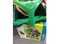 Quadpod Baby swing, complete with box