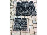 Car park mats