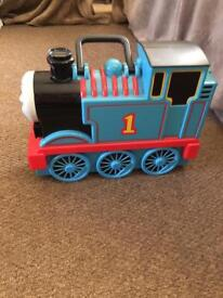 Thomas play sets and trains