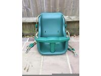 TP High Back Baby Seat in Green (Model number: 247-531)