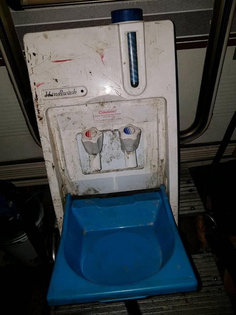 Van Hand wash sold
