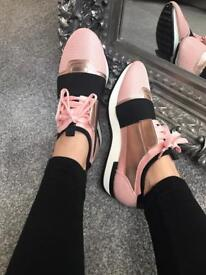 BNIB Balenciaga style trainers sizes 3-8