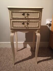 Cute bedside table for sale
