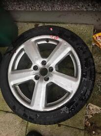 Audi 18inch alloy