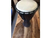 BONGO DRUM WAS JUST FOR DECORATION
