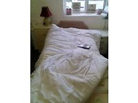 Single bed and mattress REF:GT269