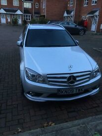 C CLASS C320 CDI SPORT with some AMG SPEC