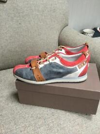 Men's Charme Routard Italian men's trainers size 45