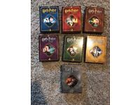 Harry Potter - Ultimate Edition Box Sets - Year 1 - 7