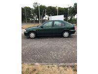 Rover 45 year 2000 8 month mot