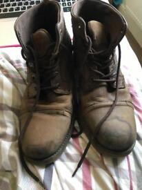 Free boots with water damage
