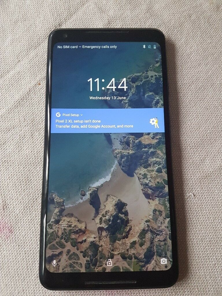 Google Pixel 2 XL 128GB manufacturer refurbished - unlocked to any network-  as new  | in Halifax, West Yorkshire | Gumtree