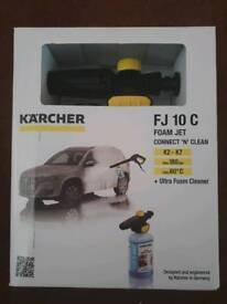 Karcher Foam Connection