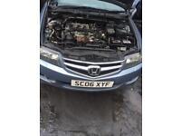 Honda Accord 2.2 Diesel 04-07 **BREAKING ONLY**