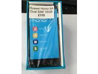 Huawei Honor 6A Dual Sim 16GB Unlocked