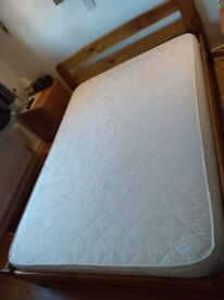 Medium-firm Support Double Mattress Excellent conditions
