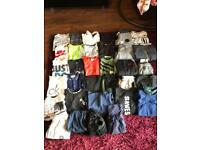 BOYS JOB LOT CLOTHES 8-9 YEARS OLD NIKE ADIDAS CK NEXT JOBLOT