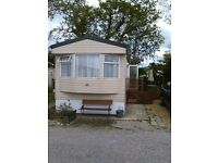 REDUCED.....Sited static in north wales hills, abergele...