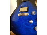 PRS SE Chris Robertson Limited Edition Kentucky Blue Burst
