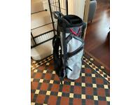 TaylorMade 2020 Quiver Golf Pencil Stand Bag