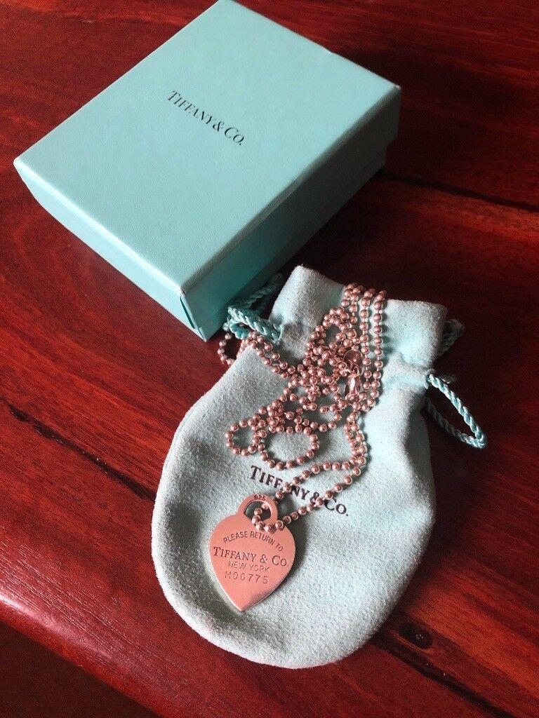 a49e4616e Return to Tiffany Long Chain Necklace | in Kensington, London ...