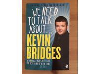 Kevin bridges book